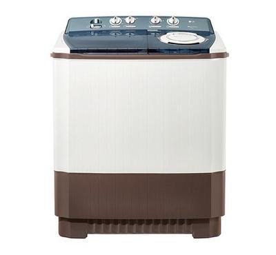 LG Twin Tub Semi Automatic Washing Machine  10.5KG, White