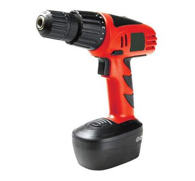 Geepas 12V Cordless Drill with 13Pcs bits