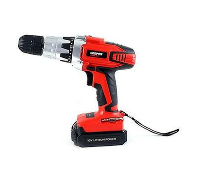 Geepas 18V Cordless Percussion Drill