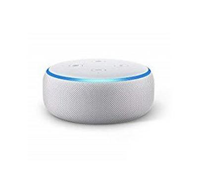 Amazon Echo Dot  Speake, 3rd Gen Sandstone Fabric