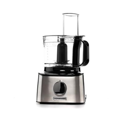Kenwood Multipro Compact Food Processor, 800W, 2.1L Bowl, Silver