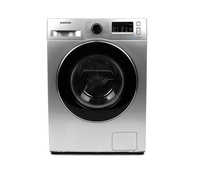 Samsung Front Load Fully Automatic Washer, Digtal Inverter, 9KG, Silver