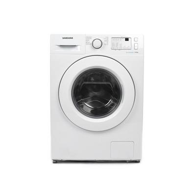 Samsung Front Load Washer, 6KG, White