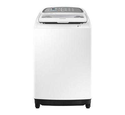 Samsung Top Load Washer, 13 KG, White