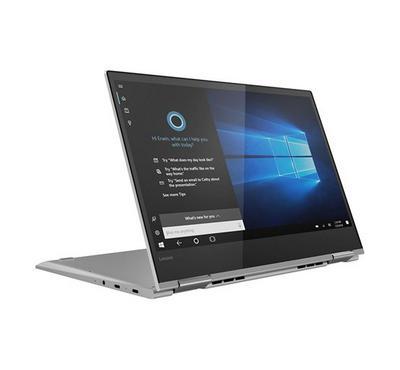 Lenovo YOGA 730 16GB 512GB 13.3 Inch Convertiable Notebook Platinum