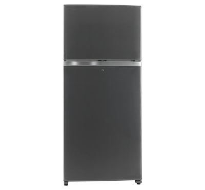 Toshiba Inverter Refrigerator, 21.5 Cuft,  Bright Stainless Steel Color