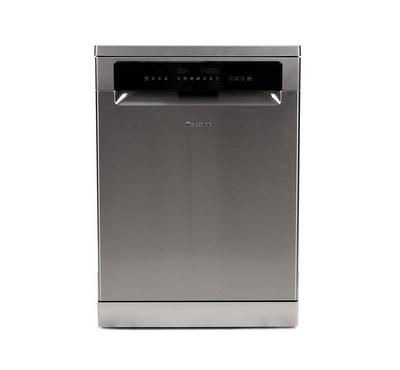 Ariston Dishwasher, 9 Programs, 14 Place Settings, Silver