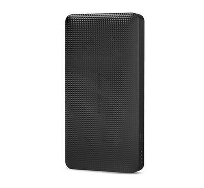 RAVPower 10000mAh Slim PD + QC 3.0 Portable Charger, Black