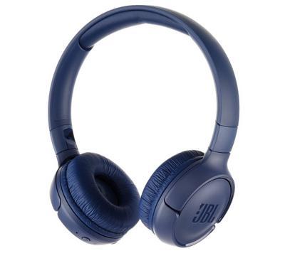 JBL Wireless Bluetooth On-ear Headphones Blue