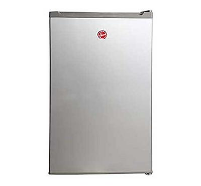 Hoover 120L Single Door Bar Refrigerator Silver