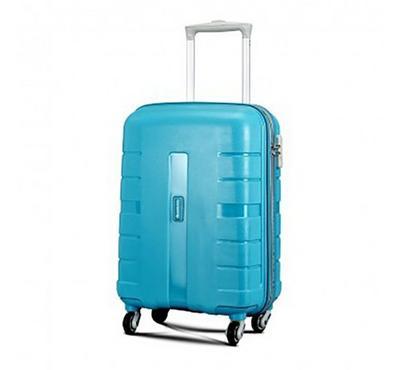 Carlton Voyager, Nxt 67 trolley Luggage W4, Teal Blue