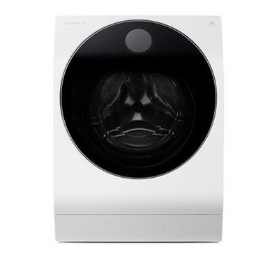 LG Front Load Washer/Dryer Combo, 12KG/7 KG , White