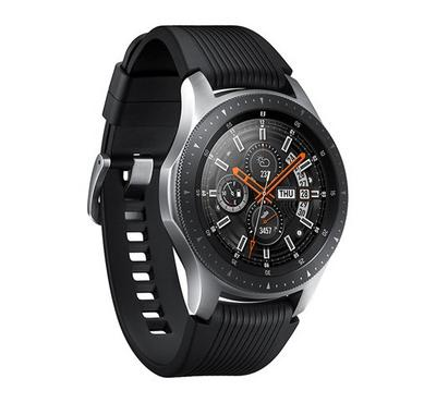 Samsung Galaxy Watch 46mm bundle with Level U Pro Black