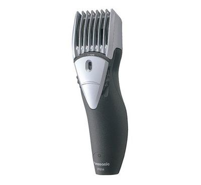 Panasonic Hair Trimmer, 12 Cutting Length Adjustments (2-18mm), Black