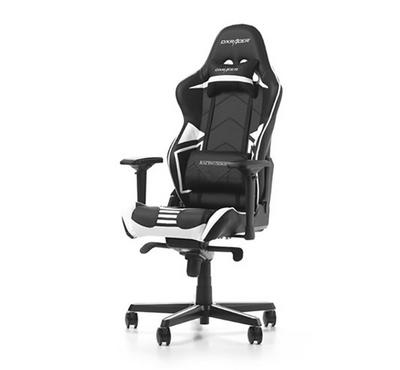 Dxracer Racing Series Gaming Chair Black and White