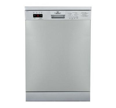 -Home Queen Dishwasher, 7 Programs, 13 Place Setting. Silver