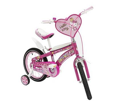 Hello Kity Bicycle 14 Inch, Pink