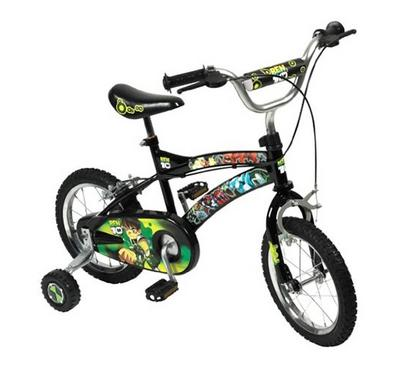Ben 10 Bicycle 20 Inch, Blue