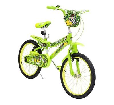 Ben 10 Bicycle 20 Inch, Green