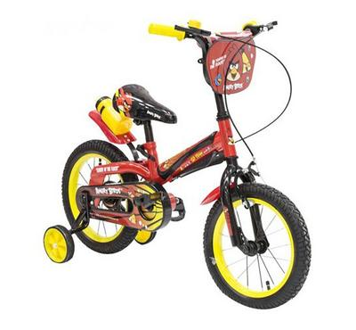Angry Birds Bicycle 12 Inch, Red