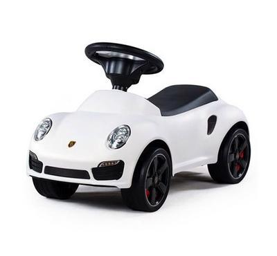 Rastar Porsche 911 Foot to Floor Car White