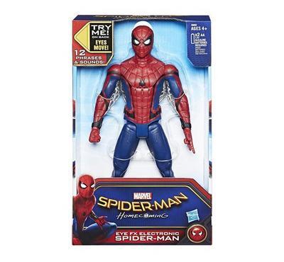 هاسبرو، شخصية سبيدرمان حجم 12 إنش لون أحمر وأزرق