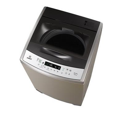 Indesit Washing Machine, 11kg, Top Loading, Silver