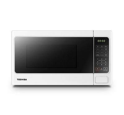 Toshiba 20.0L Microwave Oven Solo Digital 800W White