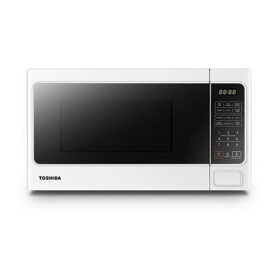 Toshiba 25.0L Microwave Oven Solo Digital 900W White