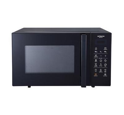 Hitachi 23.0L Microwave Oven Solo Digital 800W Black