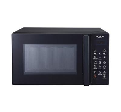 Hitachi Microwave Oven Solo, Digital, 20L, 700W, Black