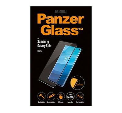 بنزرجلاس واقي شاشة لسماسونج إس 10 لايت، أسود