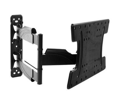Brateck Wall Bracket Elegant Full Motion Fit Curved TV Wall Mount for 32-65 Inch