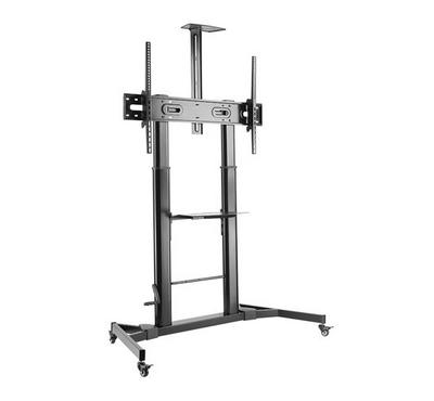 Brateck Professional TV Stand from 60 Up To 100 Inch And 100 Kg, Adjustable Height