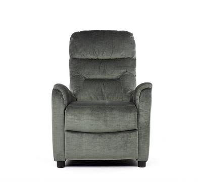 HOMEZ Recliner Armchair 73 x 91 x 108 Grey