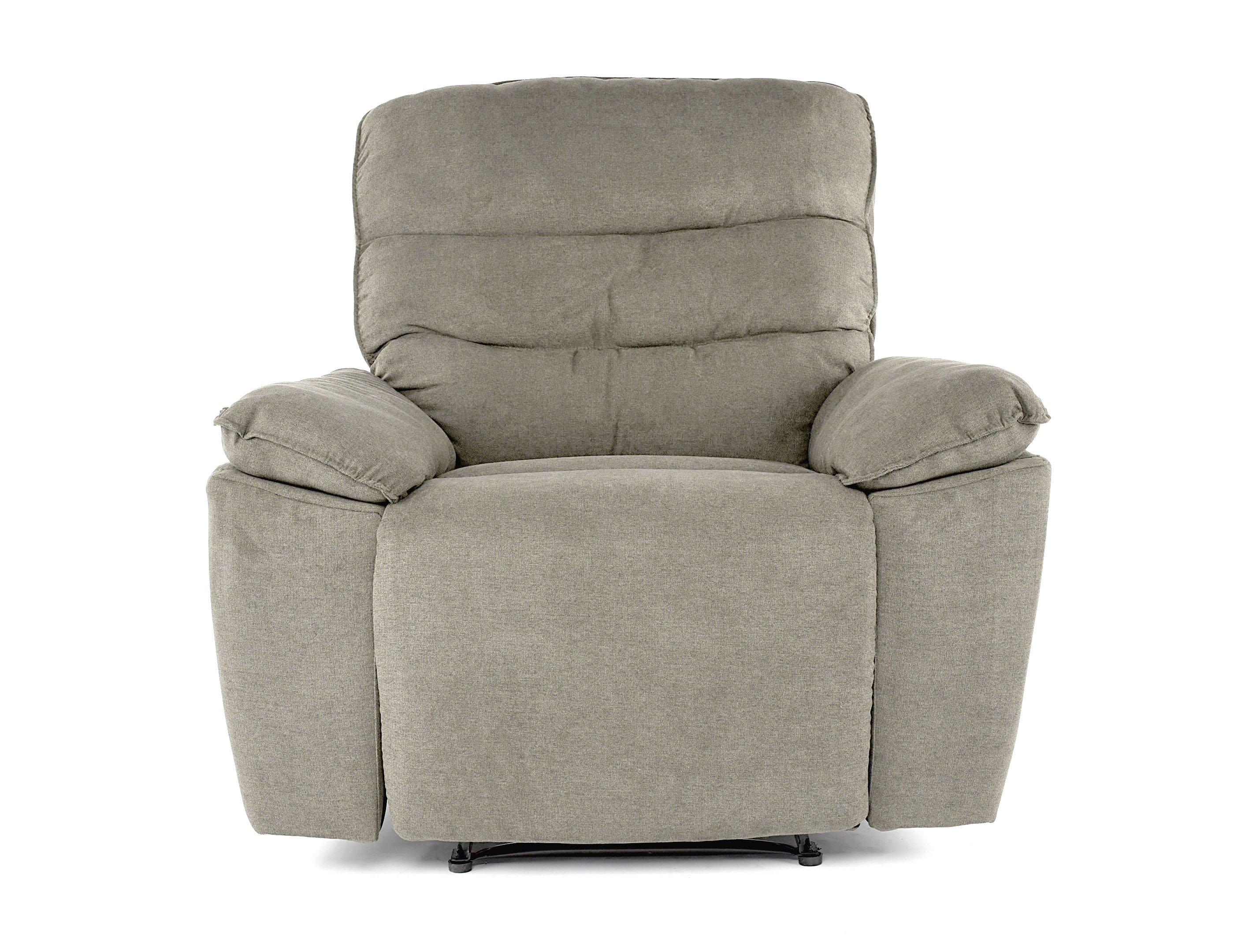 HOMEZ Manual Recliner Armchair 108 x 96 x 100 Beige