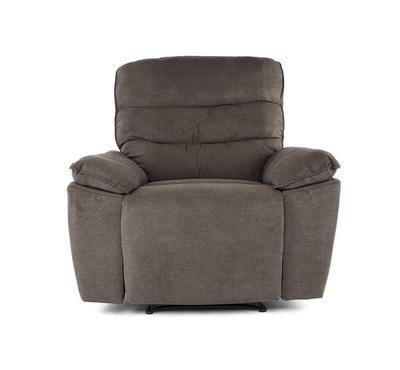 HOMEZ Manual Recliner Armchair 108 x 96 x 100, Bitter