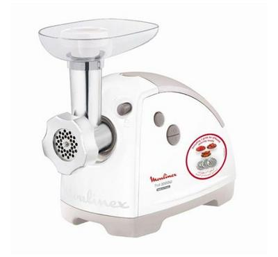Moulinex HV8 2000W Meat Mincer White