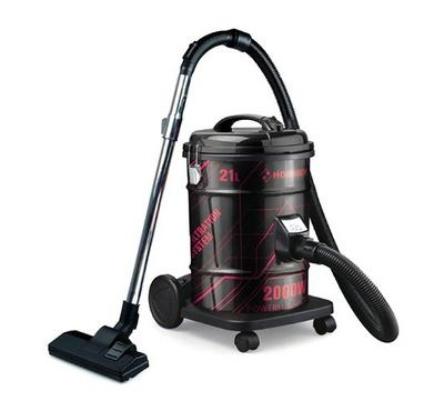 Hommer 2000W 21 L Dry Vacuum Cleaner Black