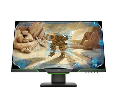 إتش بي، شاشة كمبيوتر، 25 بوصة، فائق الوضوح،،أسود