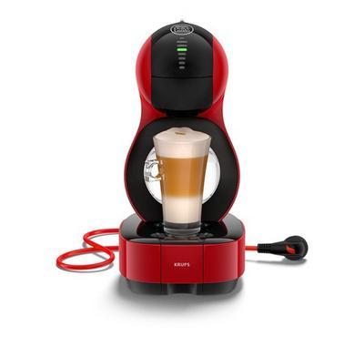 نسكافية، دولتشي كوستو لوميو، صانعة قهوة، أحمر