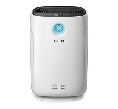 Philips Comfort 2000i Series Air Purifier, White