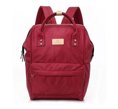 lavvento Laptop Backpack Bag, Fit up to 13 inch, Red