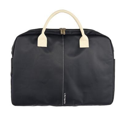 LAVVENTO Female Nylon Bag fits up to 15.6 inch, Grey
