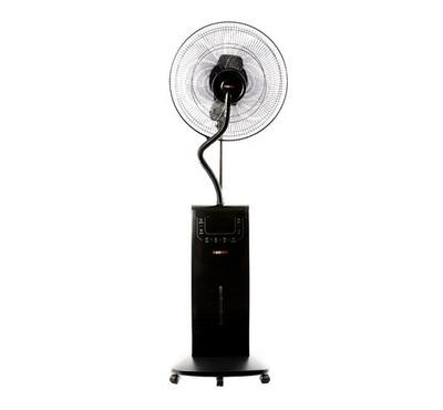Koolen Stand Mist Fan, 16 Inches, Black