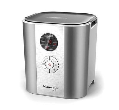 Kuvings Greek Yogurt and Cheese Maker. Capacity 2L. Silver