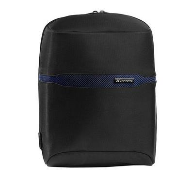 Lavvento Cross Bag, fit up to 12 Inch, Laptops and Tablets, Black