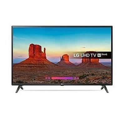 LG 43 Inch Smart TV, UHD 4K, WebOS with Magic Remote