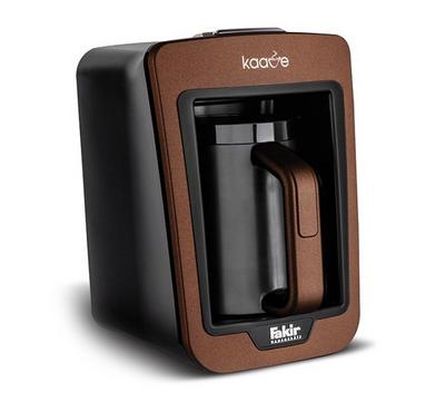 Fakir, KAAVE Turkish Coffee Maker, Brown