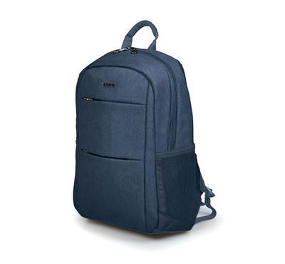 بورت، حقيبة لاب توب على الظهر، 15.6 بوصة، ازرق